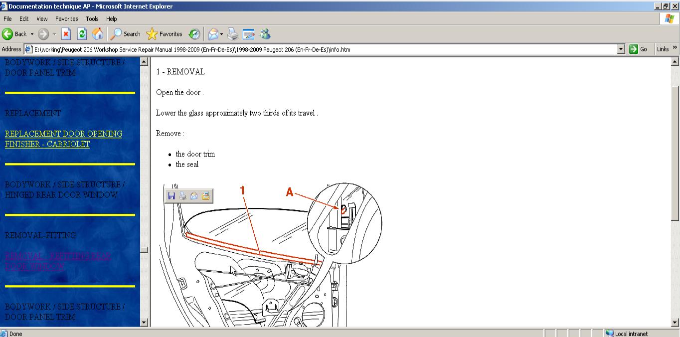 service manual peugeot 206 free download adobe photoshop cs5