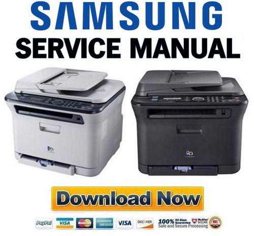 samsung clx 3170 clx 3175 manuale reparazione acquista tecnica rh tradebit it Samsung Printer Xpress M2825DW Samsung Printer Xpress