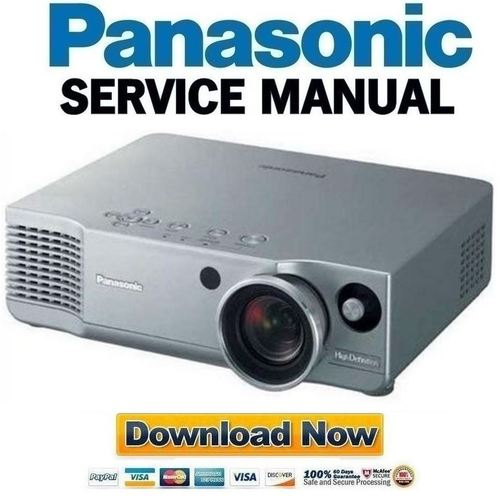 Panasonic pt-ae900u manuals.