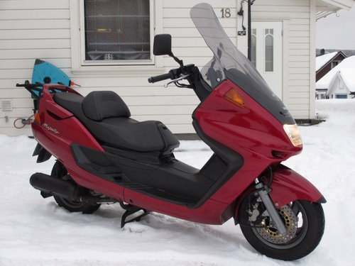 pay for 2002 yamaha yp250(p) majesty scooter workshop repair & service  manual in